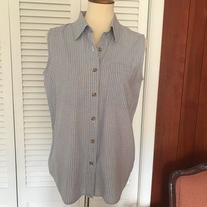Timeless Sleeveless Blouse by Eddie Bauer